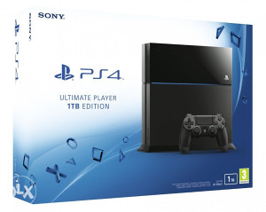 PLAY STATION PS 4 KONZOLA 1TB