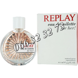 Replay For Her 20ml ... Ž 20 ml