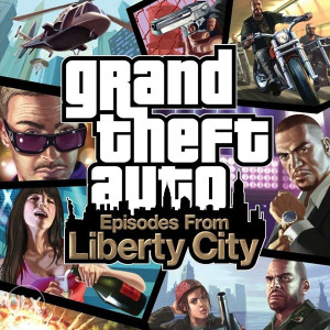 GTA Liberty City PS3