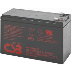 UPS CSB HR1234W baterija (3644)