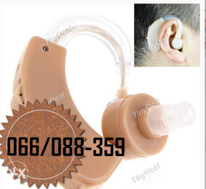 Super uho (slušni aparat) sa alkalnim baterijama