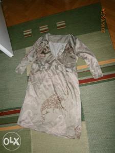 Vila haljina,veličina M.SVILA/SATEN.Iz Švedske
