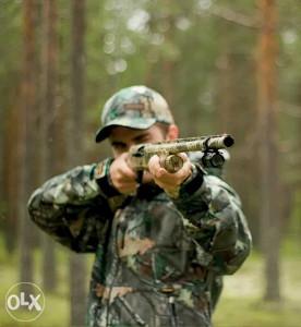 Kamera za snimanje odstrela FULL HD 5mpx lov optika