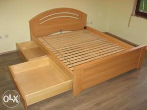 bračni krevet, dječiji krevet