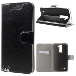 Notes preklopna futrola za LG K8 dvije boje