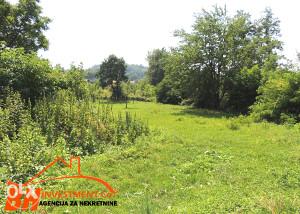 Zemljišna parcela 1.015m2, Slavinovići - Tuzla