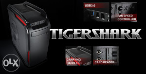 GAMER STRIX 380 4GB TigerShark: AMD FX-4300 4x3.8-4.0GHz
