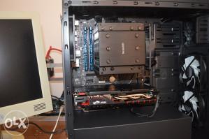 I7 5820K /X99A /16GB DDR4 /GTX 960 /EVO 250GB /G2 750W