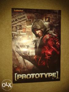 Poster poster Tom Clancy's Splinter Cell