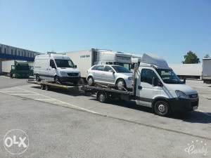 Prevoz, transport vozila automobila auta
