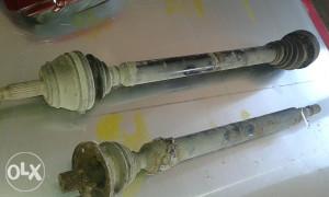 Poluosovina Golf 2 sa zglobovima i mazetnom