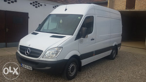 SPRINTER 211 CDI. KAO NOV