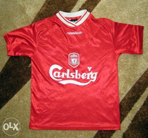 Dres Liverpool FC - Reebok original