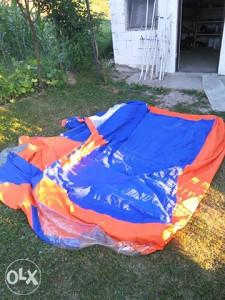 Šator za kampovanje,veliki/mali šator.
