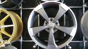 Felge audi 18 a3 a4 a5 a6 a8 q5 replice rotor