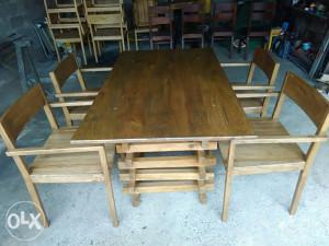 Rustik sto