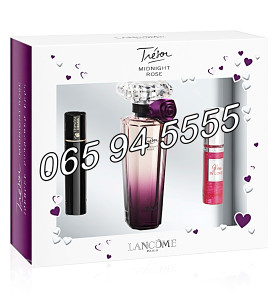 LANCOME Tresor Midnight Rose SET 50mlEDP+MASKARA+SJAJ