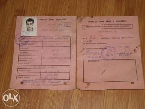 dvije registracije fudbalera