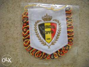 Zastavica Belgijske fudbalske asocijacije