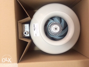 Ventilatori za ventilaciju