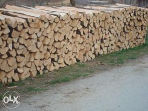 Hrastova, bukova drva