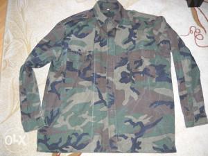 Vojna maskirna košulja