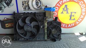 Ventilator hladnjaka vode klime Vito 2.2 CDI 01g AE 144