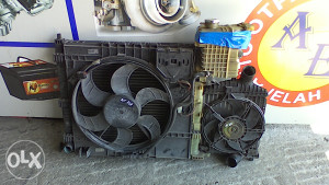 Ventilator hladnjaka interkuler Vito 2.2 CDI 01g AE 145