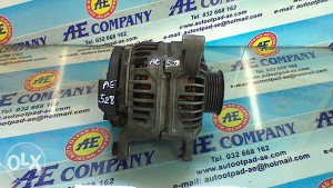 Alternator Audi A6 2.5 TDI 02g 078903016AB AE 528