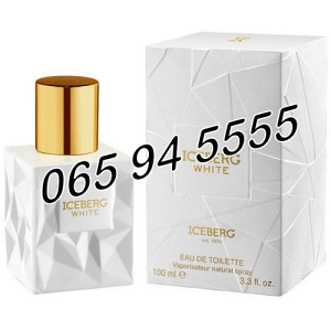 ICEBERG White 100ml TESTER