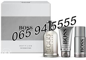 HUGO BOSS Bottled SET 200ml + 150mlDEO + 75mlASB