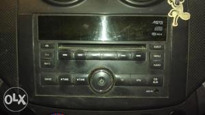 CD MP3 PLAYER CHEVROLET AVEO