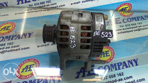 Alternator VW Polo Okac 1.4 16V 04g 037903025T AE 523