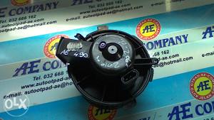 Motoric ventilator grijanja Peugeot 206 plus 10g AE 490
