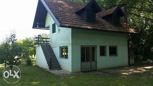 Vikendica Brodac, vikendica u Brocu, Bijeljina
