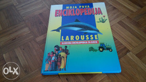 Enciklopedija LAROUSE kao nova