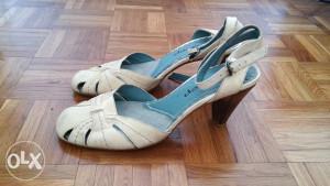 Ženske kožne sandale br 39 nove