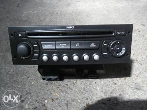 citroen C5 cd radio 065/729-180