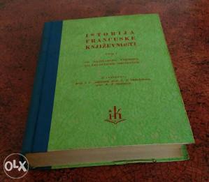 Istorija Francuske Književnost