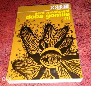 Serž Moskovisi: Doba Gomile Dvije Knjige