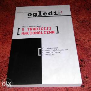 Olivera Milosavljević: U Tradiciji Nacionalizma