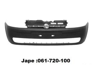 Branik za Opel Corsu 2001-2006