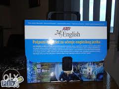 komplet za ucenje engleskog jezika