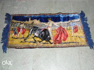 Zidna tapiserija TORERO