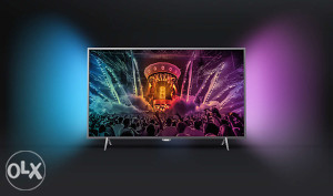 Philips 4K 43PUS6401 TV UHD Android Ambilight WiFi