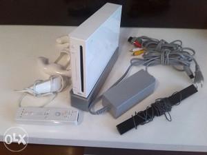 Nintendo wii cipovan 16gb