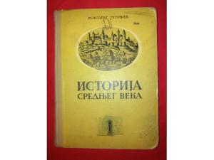 istorija srednjeg veka