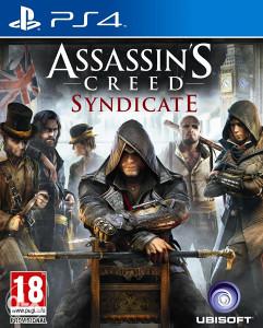 ASSASSINS CREED SYNDICATE PS4. DIGITALNA IGRA