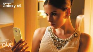Samsung A510F Galaxy A5 2016 Dual SIM GOLD