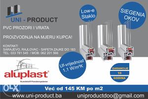 AKCIJA - PVC / pvc stolarija - ALUPLAST